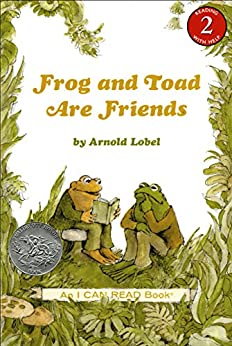 Frog and Toad Are Friends (Frog and Toad I Can Read Stories Book 1) by [Lobel, Arnold]