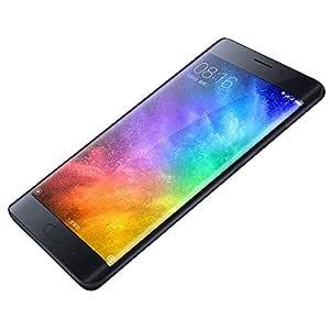 Xiaomi Mi Note 2 Dual Sim Global Edition - 64GB, 4GB RAM, 4G LTE, Piano Black