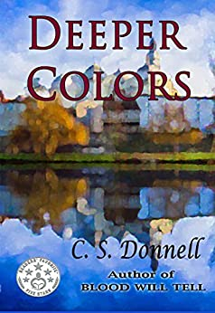 Deeper Colors by [Donnell, C.S.]