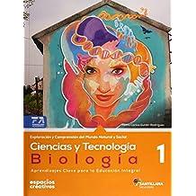 CIENCIAS Y TECNOLOGIA I BIOLOGIA
