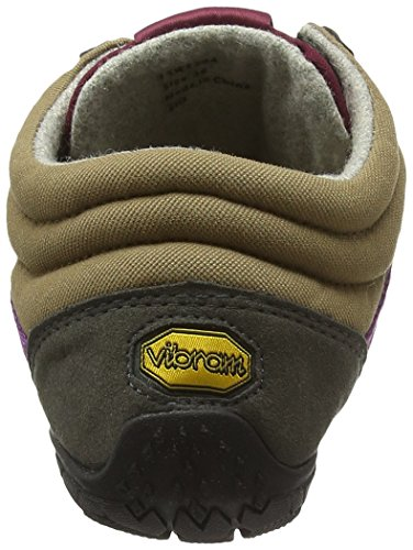 Ascent Insulated Women's Vibram Trek Khaki Shoe Grape Women's Aq4ZR