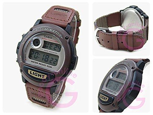 チープカシオデジタル腕時計 W-89HB-5A/W89HB-5A スタンダード