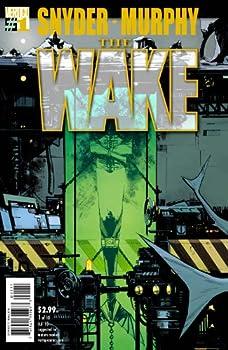 fantasy and science fiction book reviews The Wake by Scott Snyder vertigo comics