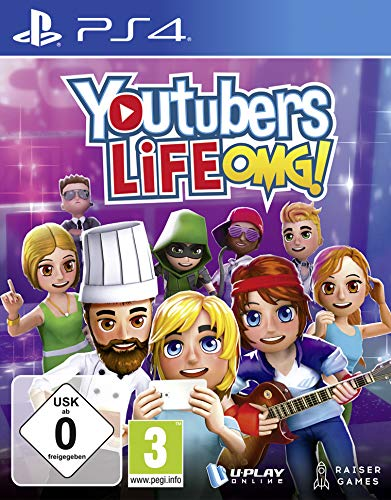 Youtubers Life (PlayStation PS4)