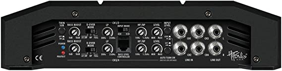 Hifonics Zeus Zrx9404 Elektronik
