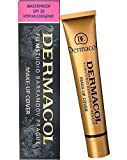 Amazon Price History for:Dermacol Make up Cover, Waterproof Hypoallergenic For All Skin Types, nr 210