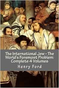 Henry Ford International Jew Pdf