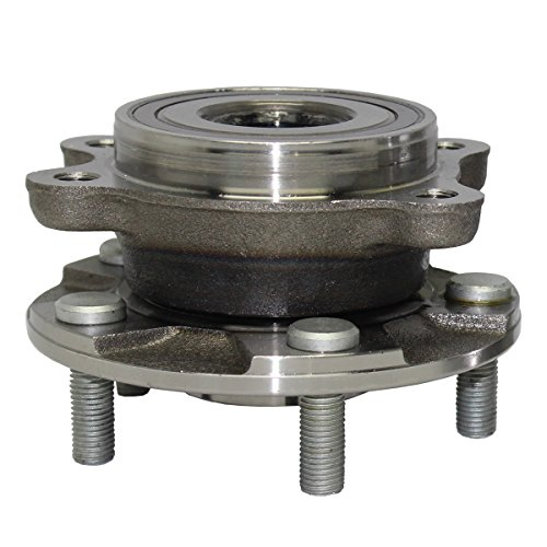(Detroit Axle - Front Driver or Passenger Side Wheel Hub and Bearing Assembly for - 2011-2016 Scion tC Manual Transmission - [2006-2012 Toyota Rav4 3.5L] - 2013-2017 Toyota Rav4)