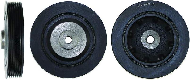 BGA DP0205 Crankshaft Pulley