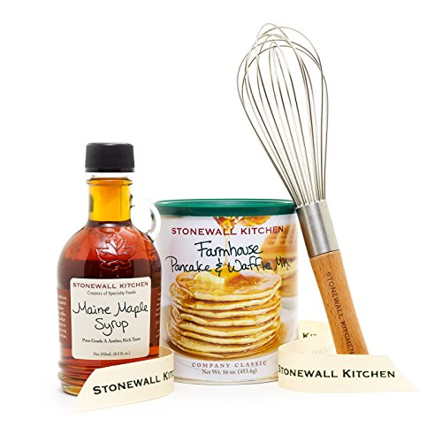 Stonewall Kitchen Our Breakfast Grab and Go Gift Set (Gift Baskets From Maine)