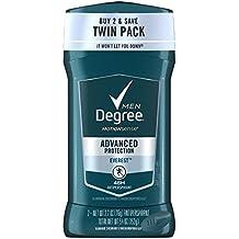 Degree Everest MotionSense Antiperspirant Deodorant Stick, Twin Pack 5.4 oz