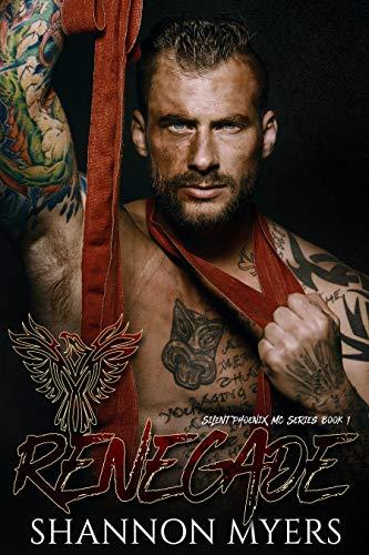 Screw Back Signed - Renegade (Silent Phoenix MC Series Book 1)