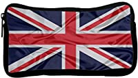 Rikki Knight Great Britain Flag Neoprene Pencil Case (dky-Neo-pc1658)