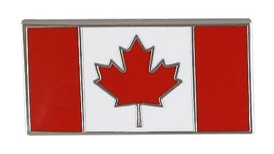 dfdfa554ed0 Amazon.com  Canadian Flag-Maple Leaf - Enamel Lapel Pins- Bulk (1 ...