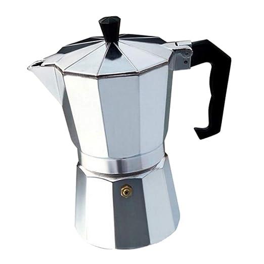 Máquina de Cafetera Moka Express Electrica Accesorios de Cocina ...