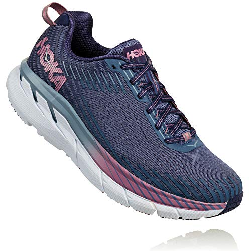 4e8d34e6777 HOKA ONE ONE Clifton 5 Trail Running Shoe - Women s Marlin Blue Ribbon 7.5