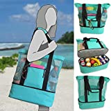 Lome123 Multi-Function Picnic Beach Camping Insulation Bag Ice Bag