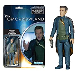Funko Reaction: Tomorrowland - David Nix Action Figure