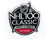 2017 Official NHL 100th Classic Jersey Patch Ottawa Senators Montreal Canadiens English