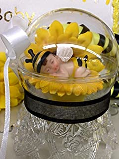 Baby Shower Bumble Bee Cake Topper Centerpiece Or Gift