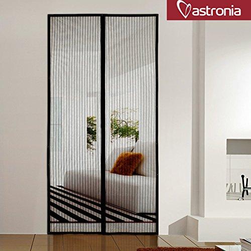 Walk Through Screen Door : Astronia magnetic screen door with auto close magnets pet