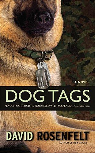 Dog Tags (Andy Carpenter) - Dog David