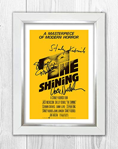 The Shining Artwork - Stanley Kubrick, Jack Nicholson, for sale  Delivered anywhere in Canada