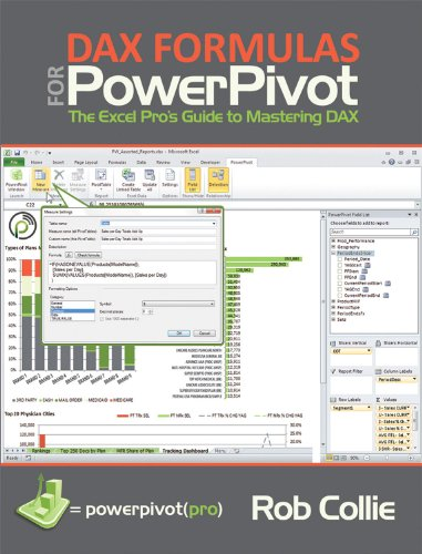 Download DAX Formulas for PowerPivot: A Simple Guide to the Excel Revolution Pdf
