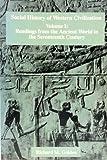Social History of Western Civilization, Golden, Richard M., 031200303X