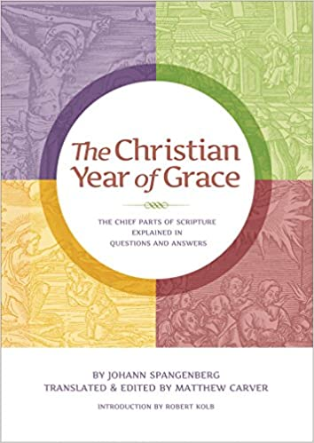 Book Christian Year of Grace