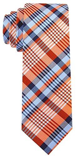 Scott Allan Mens Plaid Necktie product image