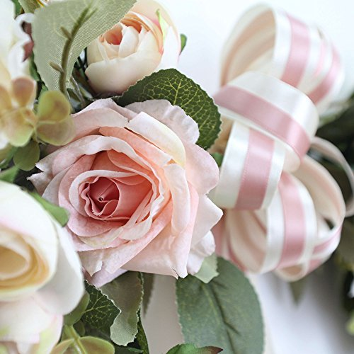 Haperlare-Handmade-Artificial-Pink-Peony-Swag-Wreath-Flowers-for-Home-Room-Garden-Lintel-Decoration-Roses-Peonies