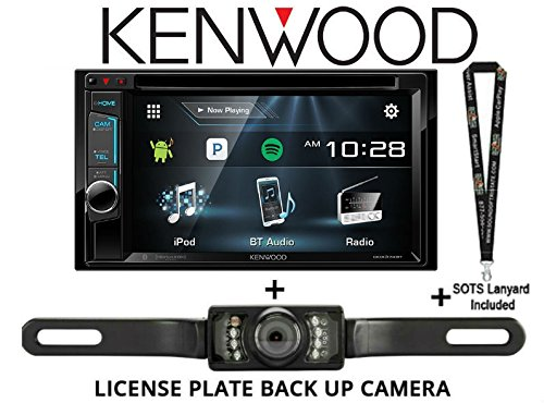 Kenwood DDX375BT 6.2' in Dash Double Din DVD Receiver with Built in...