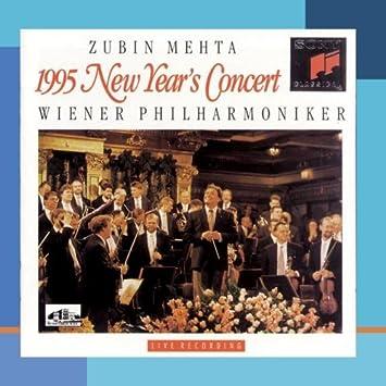 1995 New Year's Concert / Neujahrskonzert / Concert du Nouvel An