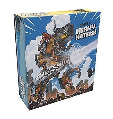 Cryptozoic Entertainment Giant Killer Robots Heavy Hitters Core Box