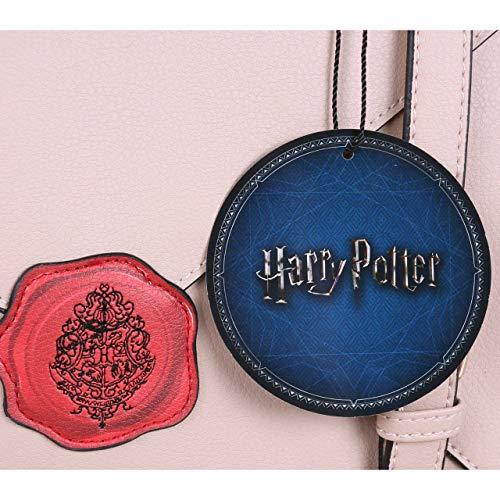 Beige Potter Harry Borsa Harry Lettera Lettera Potter Beige Borsa qvgfxW