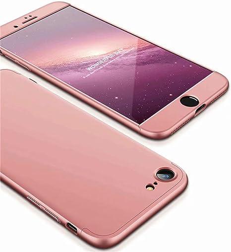 Funda iPhone XR + Vidrio Templado Lanpangzi 360°Caja Caso 3 in 1 ...