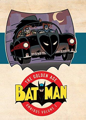 Batman: The Golden Age Omnibus Vol. 2 by imusti