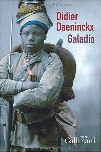 Didier Daeninckx - Galadio
