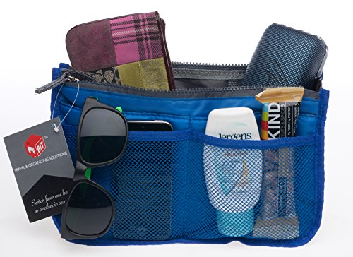 """Handbag Organizer and Travel Tote - Let's you instantly """""""