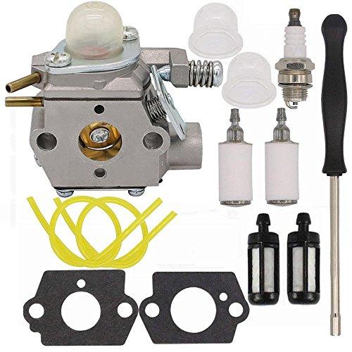 Yooppa WT-631 Carburetor for Walbro WT-631-1 WA-226 530069990 530069754 530071635 530019194 Poulan Craftsman 358798212 358798520 358742420 358795541 Weed Eater Trimmers