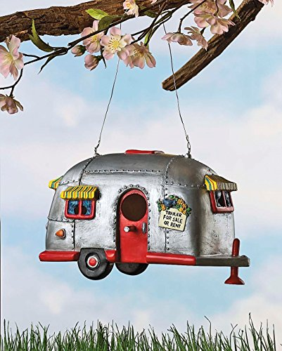 RV Camper Birdhouse made our list of gift ideas rv owners will be crazy about make perfect rv gift ideas