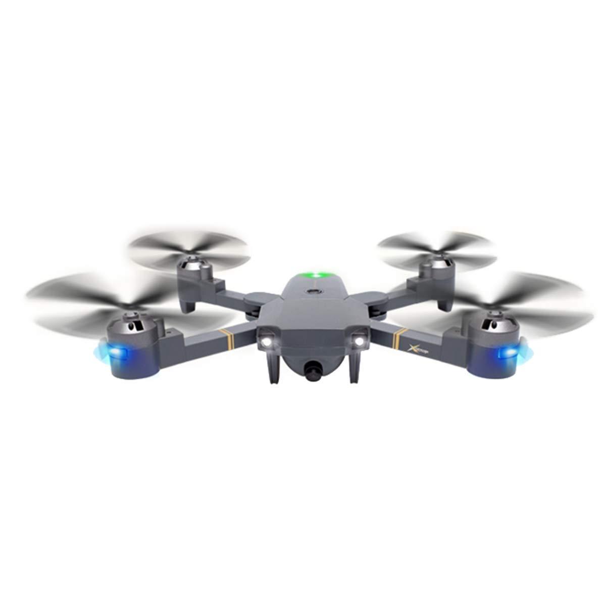 YongBe RC Flugzeug Heim Quadcopter Flugbahn Flug Weißwinkel HD Kamera Drone Fernbedienung Flugzeuge One Key Take Off Retur Kinderspielzeug für Anfänger 150m ReichWeiße,schwarz-1080P schwarz 1080P