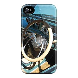 Fashion WzJdXOl7153MGmnx Case Cover For Iphone 4/4s(holden Interior)