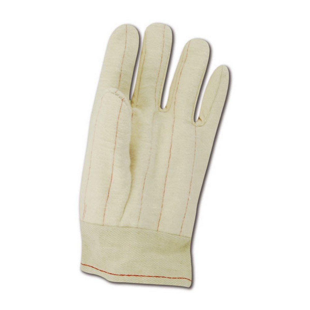 Cotton Canvas Hot Mill Gloves Magid Glove /& Safety 298JKBT Magid Heater Beater 298KBT 27 oz