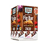 Nature's Bakery On-The-Go! Whole Wheat Fig Bar (Fig Bar Assorted- 24Count)