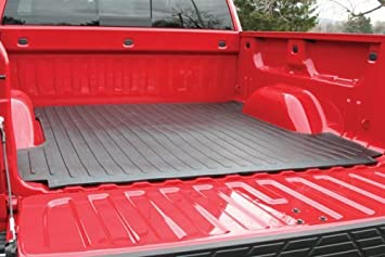 Amazon Com Truck Bed Mat For Chevrolet Pickup S 10 Midsize 1994 2003 Black 6 Ft Bed Automotive