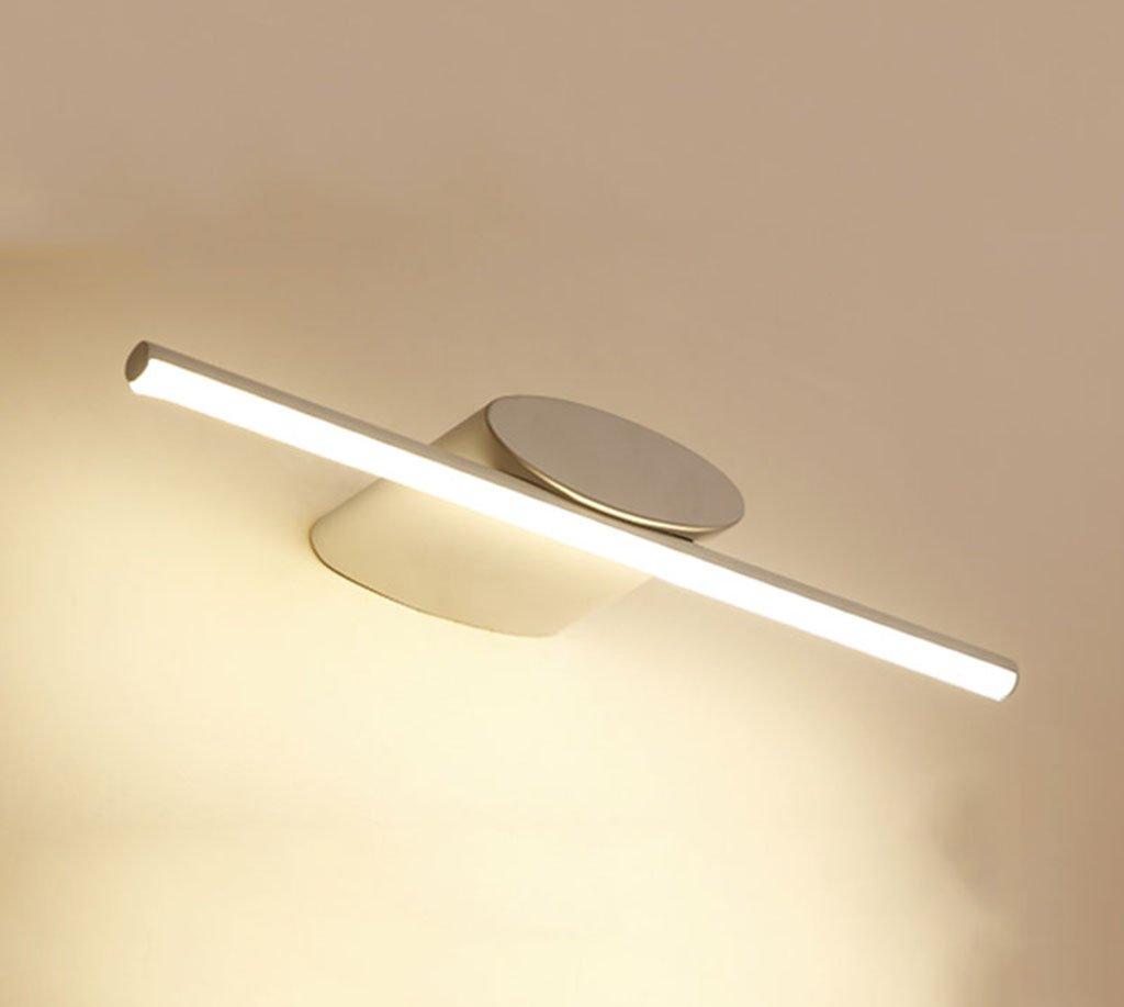 badezimmerlampe Spiegel Frontleuchte LED Spiegelschrank Licht Badezimmer Wasserdicht und Anti-Fog-Lampe Moderne Wandleuchte Make-up Lampe Kommode Lampe Schminklicht (Größe   60cm)
