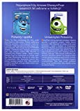 Monsters, Inc. / Monsters University (BOX) [2DVD] (English audio. English subtitles)