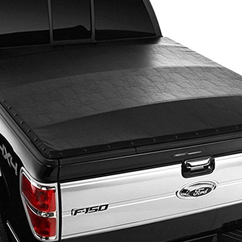 R&L Racing Snap-On Tonneau Cover 97-04 Dodge Dakota Regular/Club Cab Truck 6.5 Ft 78